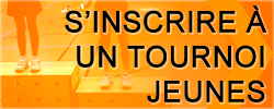inscription tournoi